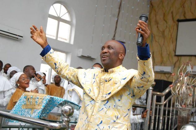 Primate Ayodele Declares 10,000 Free Bottles Of Anointing Oil For Coronavirus Cure