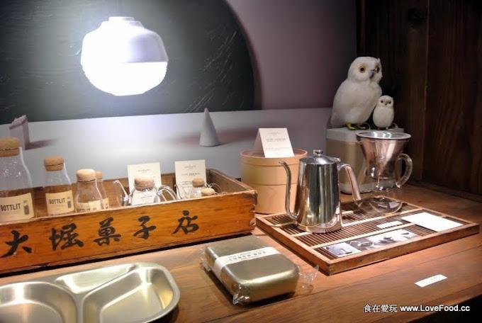 嘉義東區【森咖啡】檜意森活村的咖啡店 Morikoohii