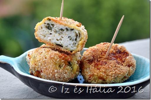 Olasz csirkés ételek