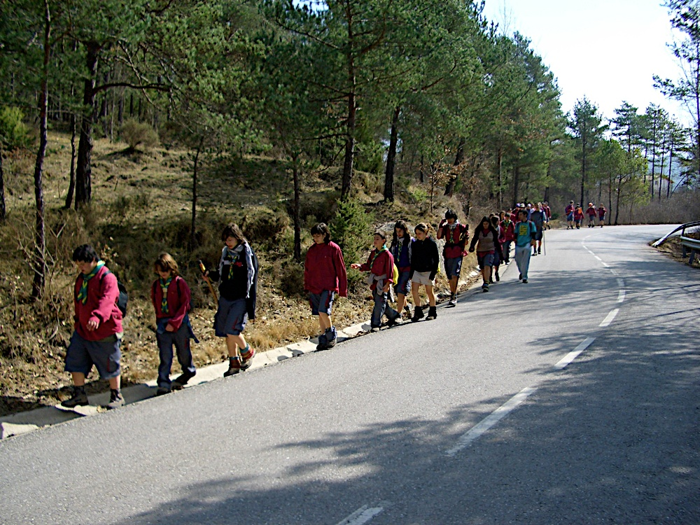 Campaments amb Lola Anglada 2005 - CIMG0320.JPG