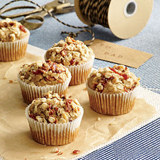 Spicy Bacon and Brew Muffins