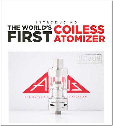 Altus Coil Less Tank 82342.1452352565.1280.1280 thumb%25255B2%25255D - 期待の新製品:とうとう出た!?世界初!コイルレスのサブオームタンクAltusが登場