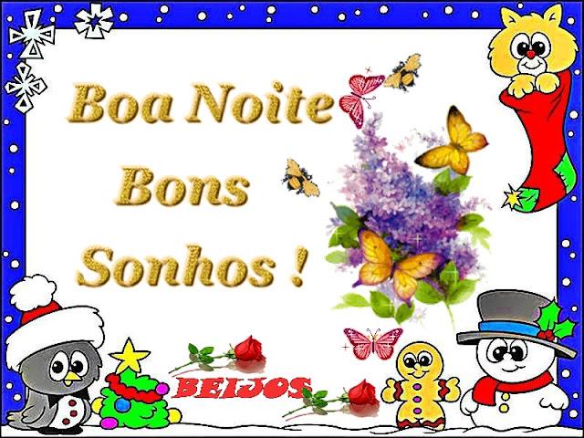 BOA NOITE - 03
