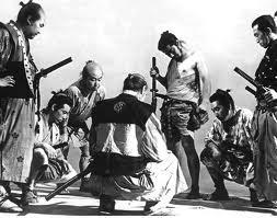 Los siete samuráis - Akira kurosawa - 1954 - el fancine - ÁlvaroGP