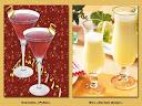 напитки на День всех влюбленных