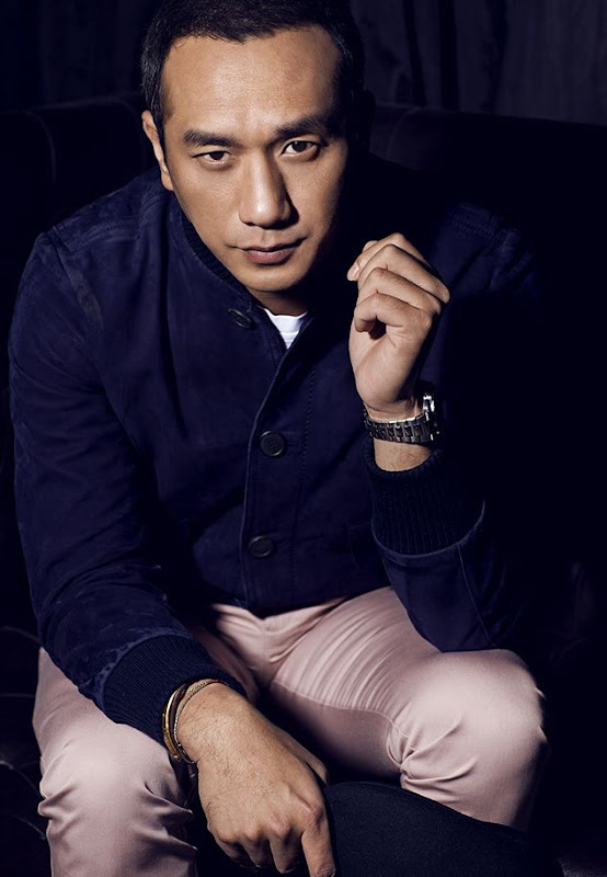 Huang Jue China Actor