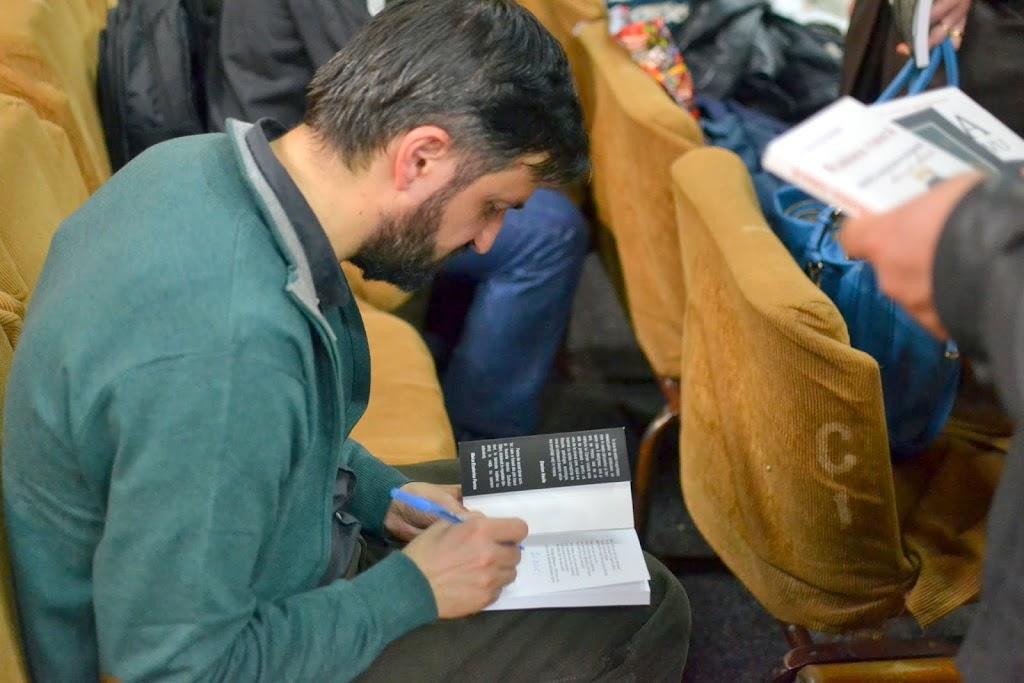 084 Avva Justin Parvu si Sfintii inchisorilor (Teatrul Luceafarul, Iasi, 2014.03.19)
