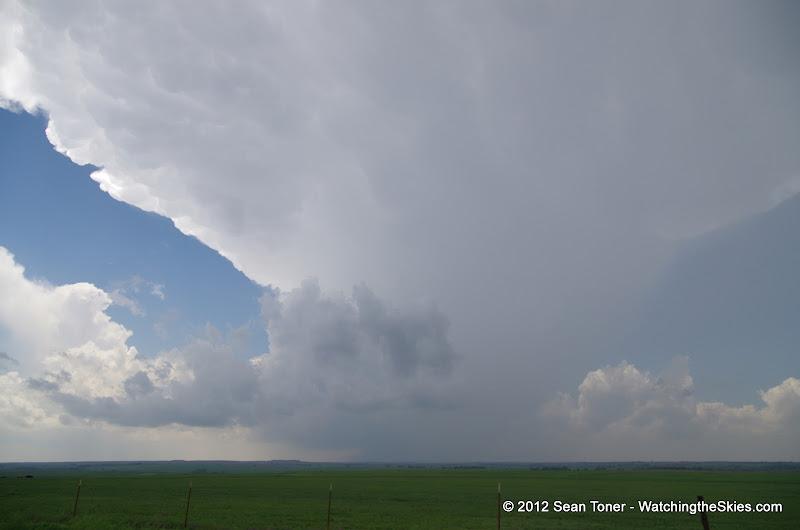 04-14-12 Oklahoma & Kansas Storm Chase - High Risk - IMGP0354.JPG