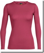 Merino Thermal Base Layer Top