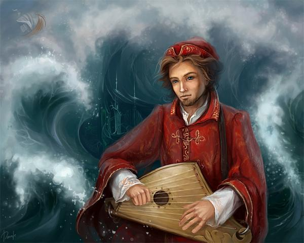 The Song Of The Ocean, Mystery 2