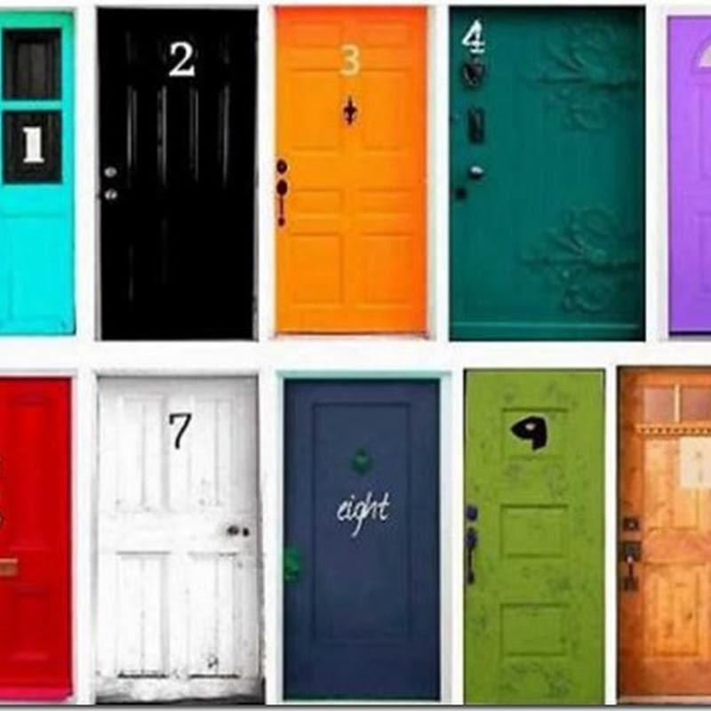 Test ¿que puerta cruzarias?