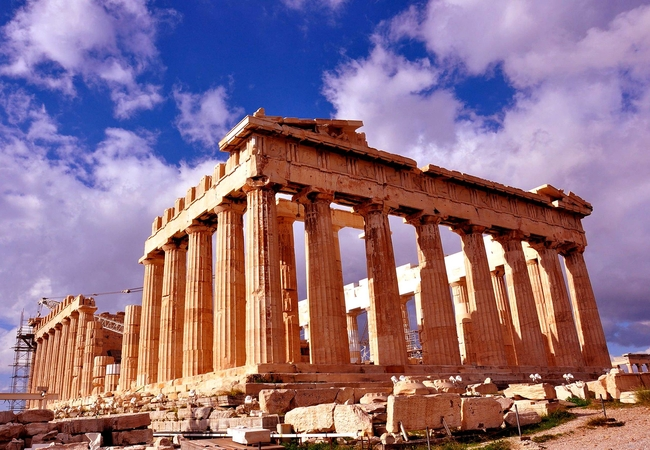 Image of The Parthenon