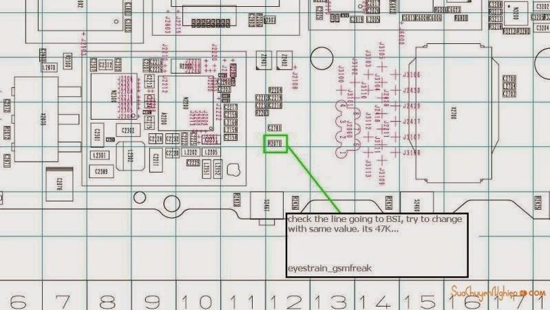 Giải pháp nokia 5130 không hỗ trợ bộ sạc