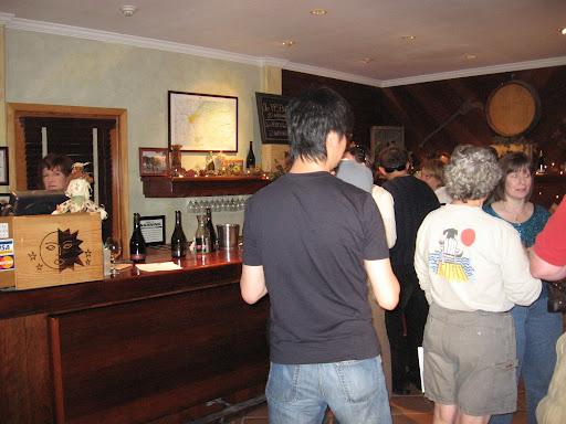 turley tasting room