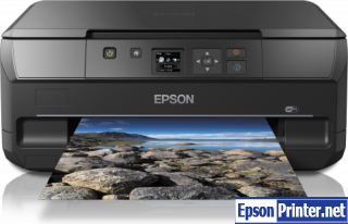 Download Epson Expression Premium XP-510 printer driver and install without installation CD