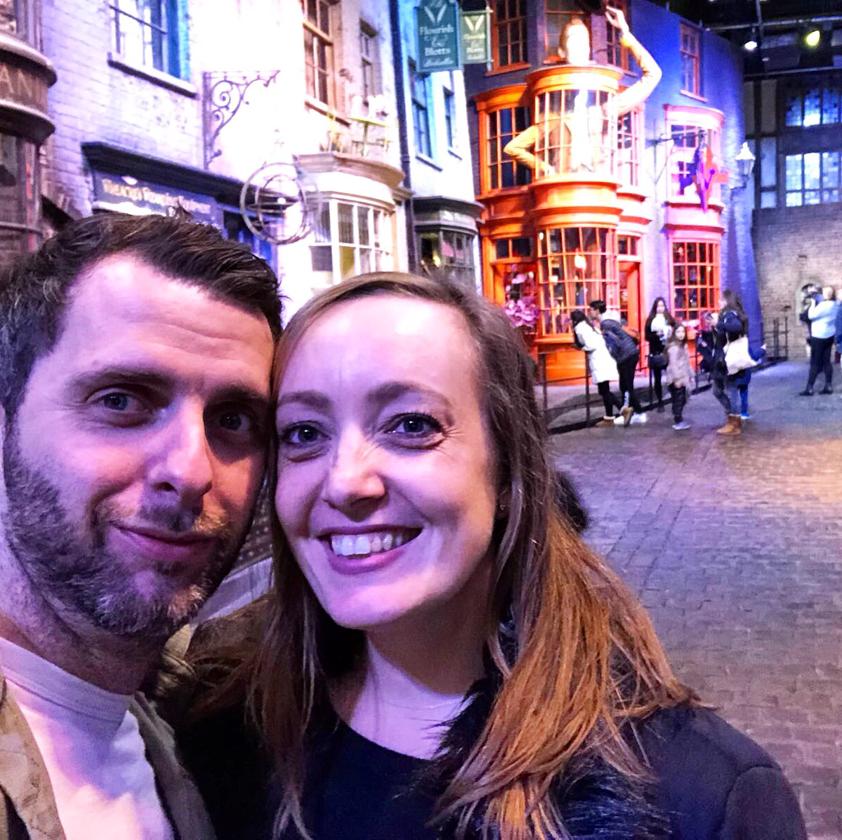 lifestyle travel blog Harry Potter Studio Tour