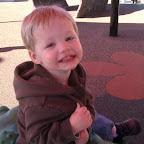 Fun @ Mahaney Park with Matthew