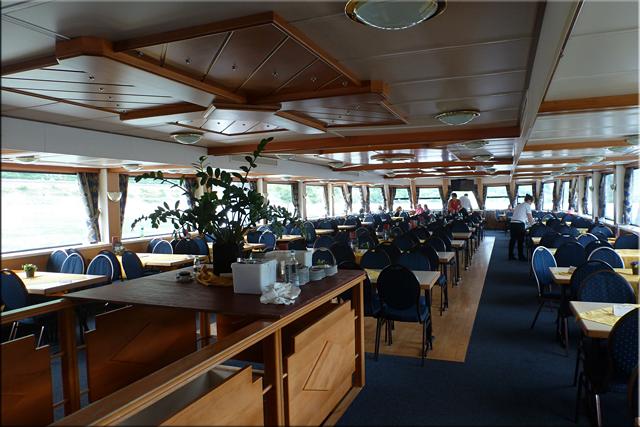 Comedor del ferry