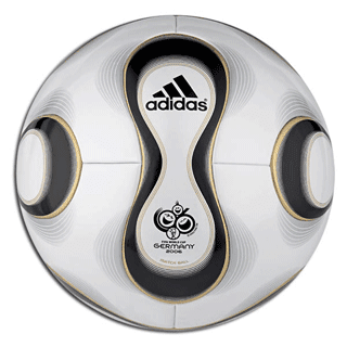 Adidas Teamgeist 2006 World Cup soccer ball
