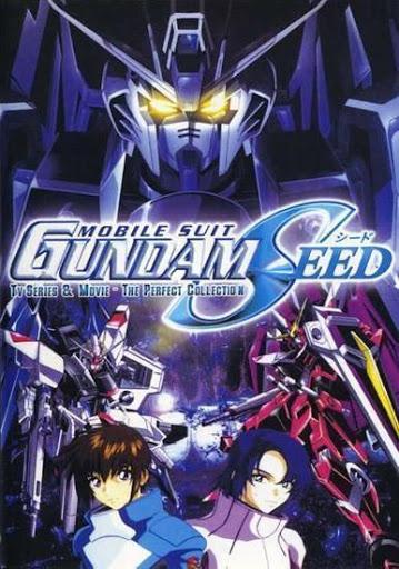 Mobile Suit Gundam Seed ตอนที่ 1