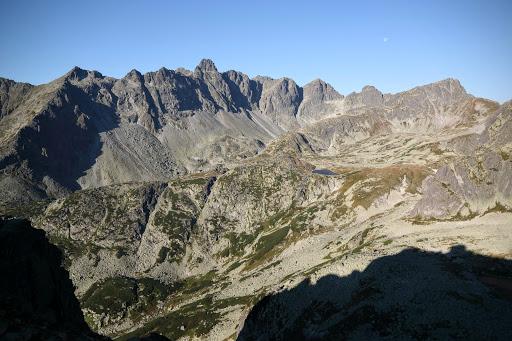 Veľká Studená dolina zo Streleckej veže
