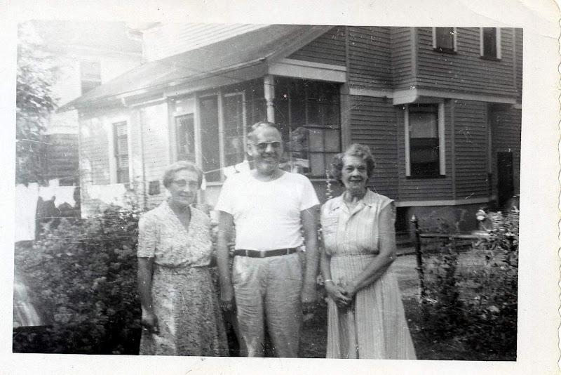 Aunt Pearl, Uncle Clifford, Henrietta
