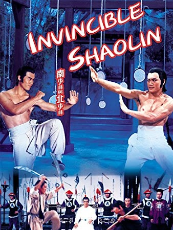 Poster Of Free Download Invincible Shaolin 1978 300MB Full Movie Hindi Dubbed 720P Bluray HD HEVC Small Size Pc Movie Only At worldfree4u.com