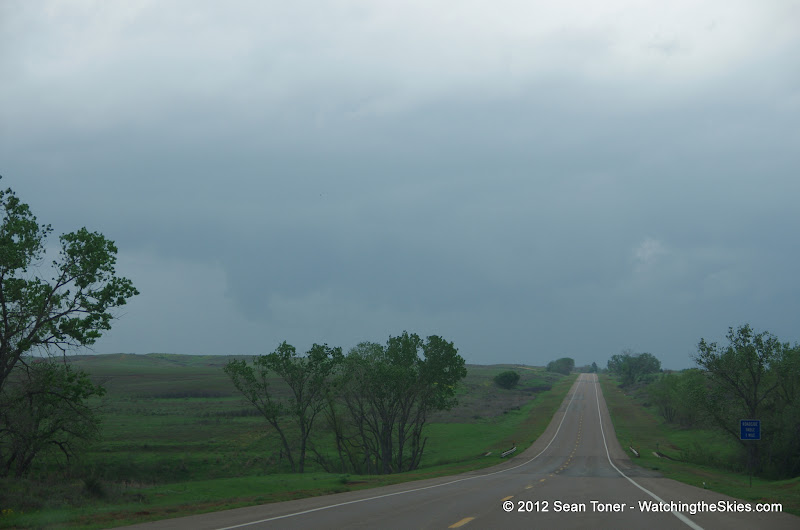 04-14-12 Oklahoma & Kansas Storm Chase - High Risk - IMGP0387.JPG