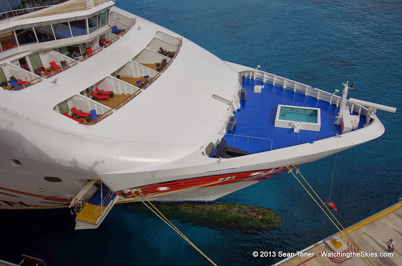 01-03-14 Western Caribbean Cruise - Day 6 - Cozumel - IMGP1103.JPG