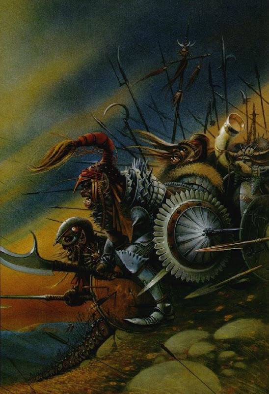 Nature Of Mystical Trasher, Magick Warriors 4