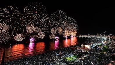 Rio decide cancelar todas as festas oficiais de réveillon na cidade