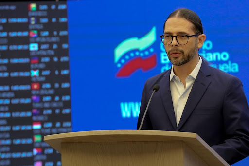 Freddy Ñáñez Vicepresidente de Comunicación, Turismo y Cultura.