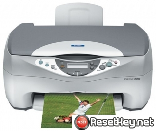 WIC Reset Utility for Epson CX3100 Waste Ink Pads Counter Reset