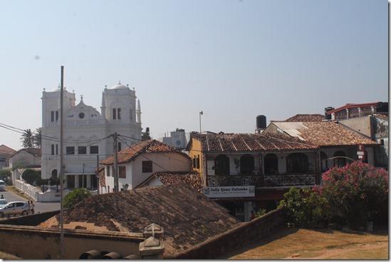 Форт Галле, мечеть