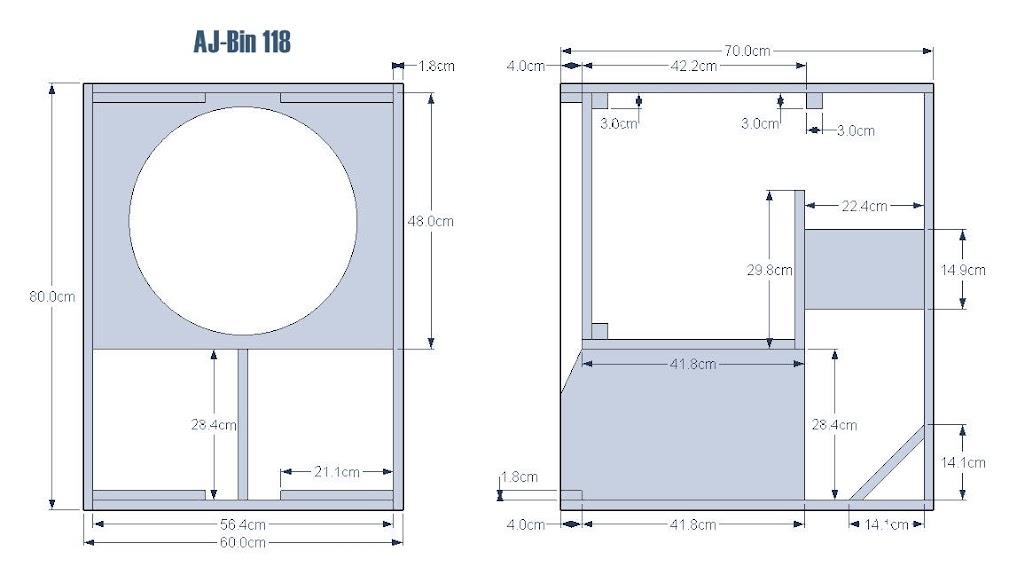 Design Bass Cabinet Blog Images