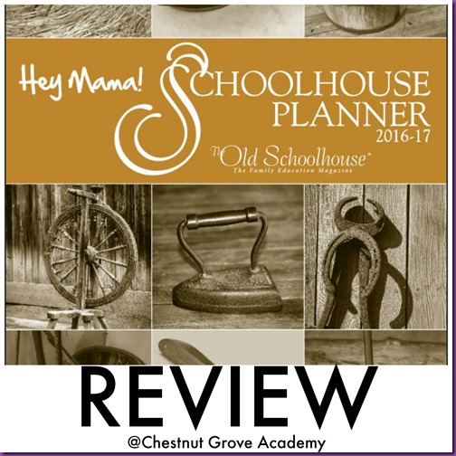Hey Mama Planner Review