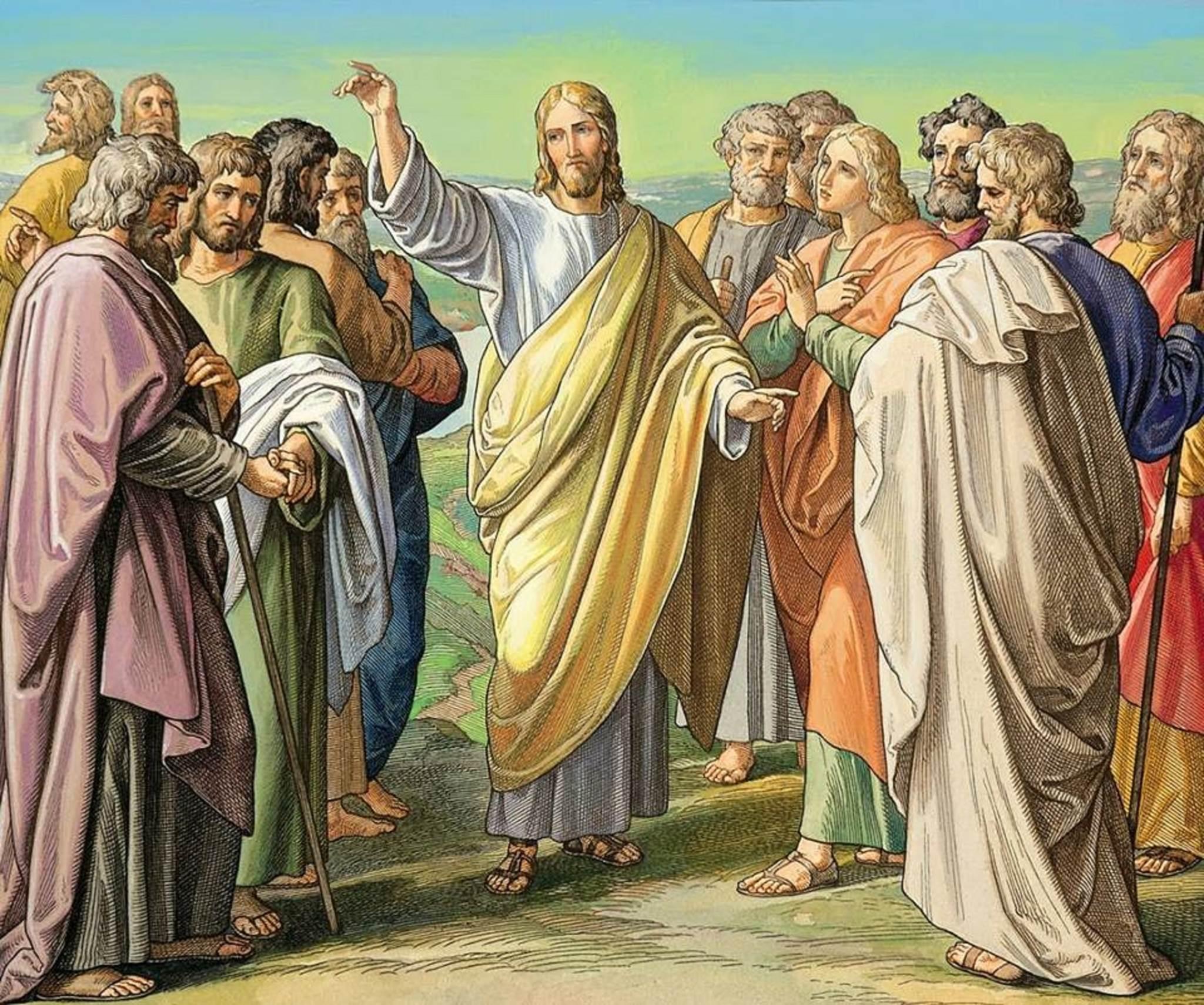 Chúa Cha làm chứng cho tôi (18.3.2021 – Thứ Năm Tuần 4 Mùa Chay)