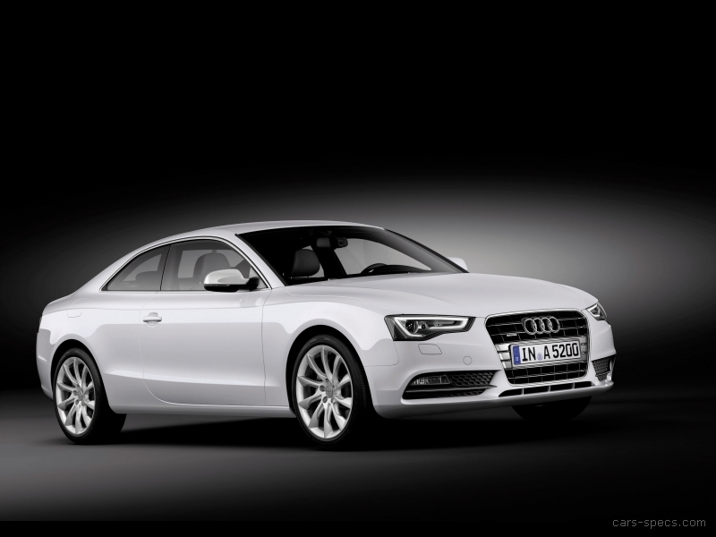 2012 Audi A5 Coupe Specifications Pictures Prices