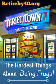 The Hardest Things About Being Frugal thumbnail