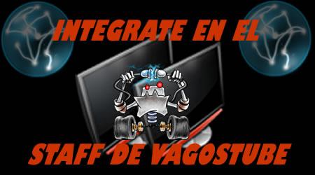 Staff de Vagostube