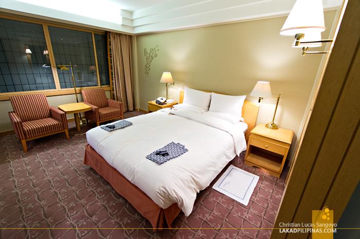My Room at Japan's Okura Hotel Tokyo