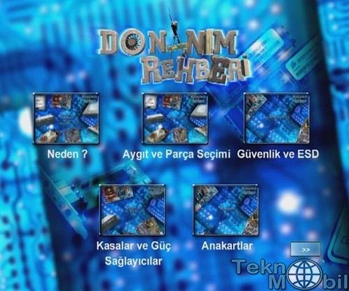 Pc Donanım Rehberi Eğitim Seti Türkçe İndir
