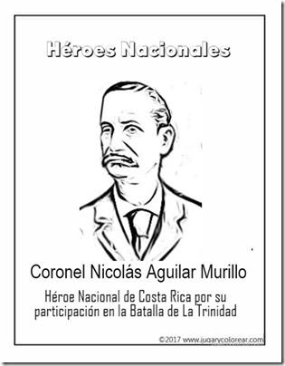 Coronel Nicolás Aguilar Murillo