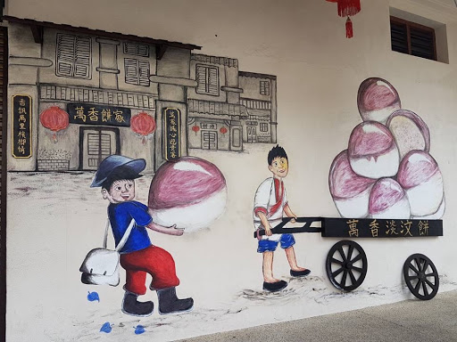 Penang Weekend Trip: What to buy for souvenir?