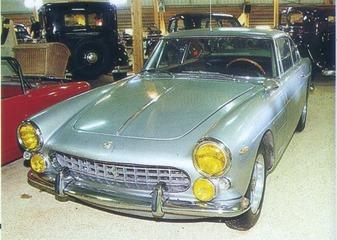 Ferrari 230 GTE 2 2 1963