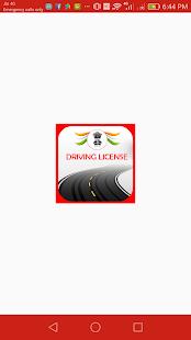 Driving License Online - náhled