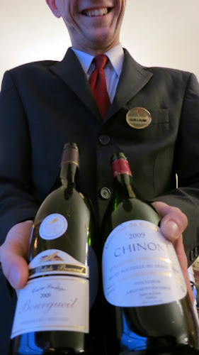 Beefy Bourgeuil and Delicate Chinon Wines