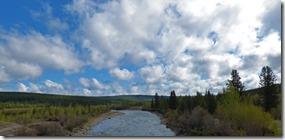 Smokey River, Highway 40