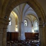 Église Saint-Germain de Charonne : nef