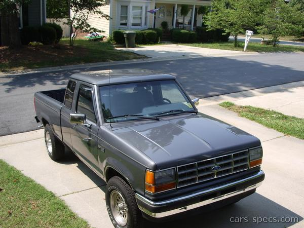 1990 ford ranger extended cab specifications pictures prices. Black Bedroom Furniture Sets. Home Design Ideas